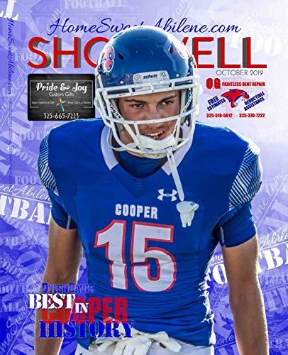 HomeSweetAbilene.com: 2019 Abilene Cooper Cougars vs Grapevine Mustangs Football (Shotwell Book 4) (English Edition)