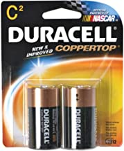 Duracell Batteries/2 C - Size Batteries