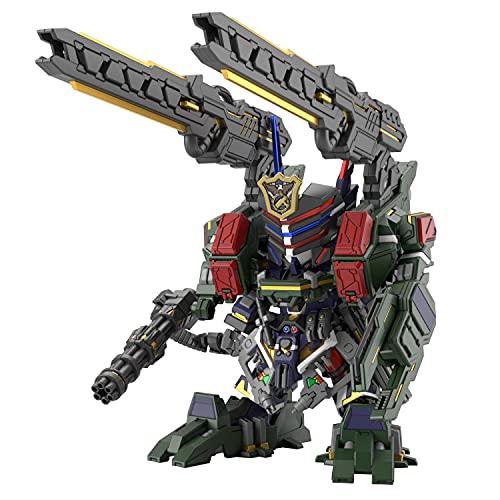 Bandai Hobby - SDW Heroes Sergeant Verde Buster Gundam Dx Set