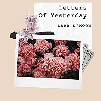 Letters of Yesterday