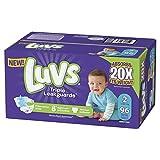 Luvs Luvs Triple leakguards Diapers Size 2 96 Count, 96 Count