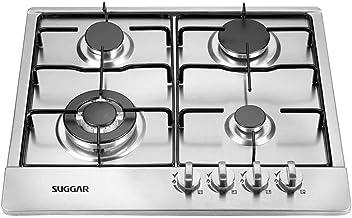 cooktop gás 4 queimadores triplachama FG4134IX Suggar