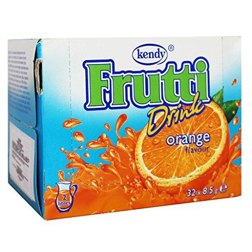 Kendy Frutti Drink insaporitore d'acqua - Arancia