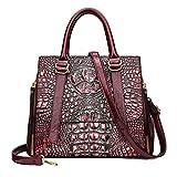 Mochila Bolso De Cuero De Lujo Para Mujer Temperamento De Moda Solo Hombro Messenger Bag