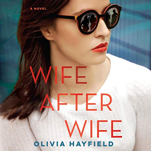 Wife After Wife audiobook cover art
