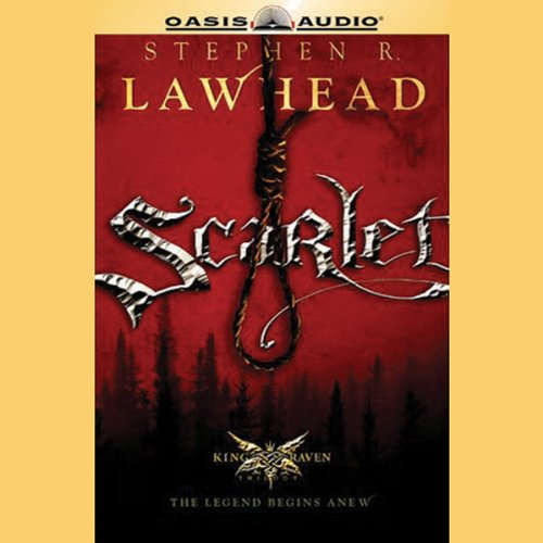 Scarlet: King Raven Trilogy, Book 2