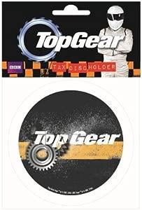 Top Gear Gears Car Tax Disc Holder