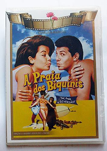 DVD A PRAIA DOS BIQUÍNIS