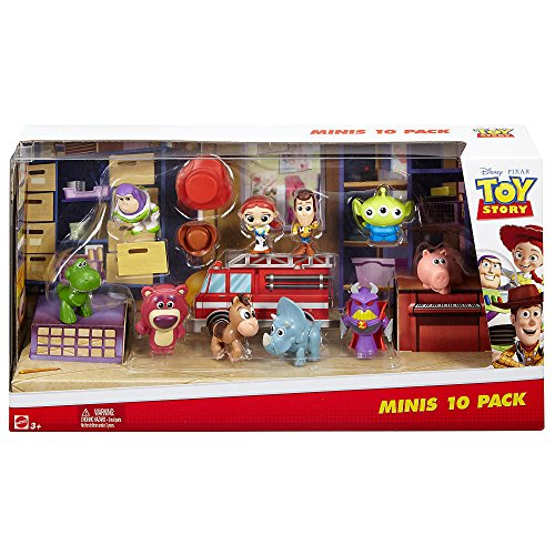 Disney Pixar Toy Story Deluxe Mini...