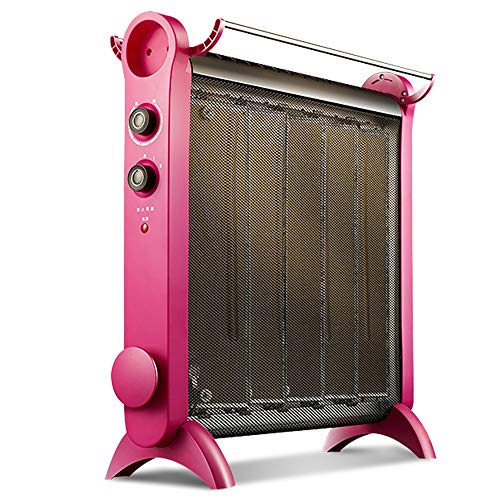 Purchase Rose Red Explosion-proof Radiator Heater Efficient Heating Energy-saving Silent Electric Ra...