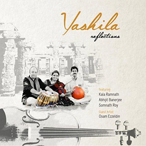 Yashila feat. Kala Ramnath, Abhijit Banerjee & Somnath Roy