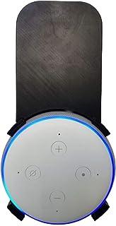 Suporte Splin para Echo Dot 3 modelo de tomada (preto)