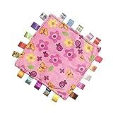 Baby-Umbauten-Plüsch-sensorisches Spielzeug-Rosa-Sicherheits-Decke für Duschen-Geschenk