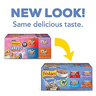 Purina Friskies` Adult Wet Cat Food Variety Pack