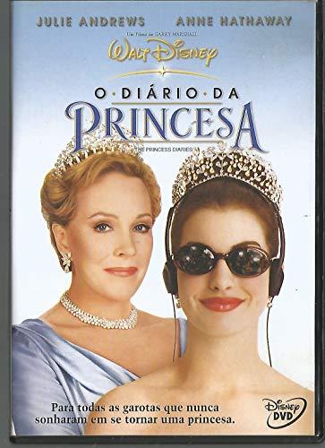DVD O Diário da Princesa - 13A