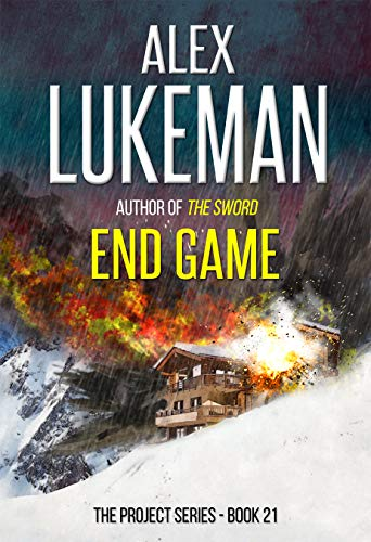 End Game (The Project Book 21) (English Edition)