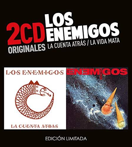 Enemigos, Los -La Cuenta Atrás  /  La Vida Mata  (2 CD)