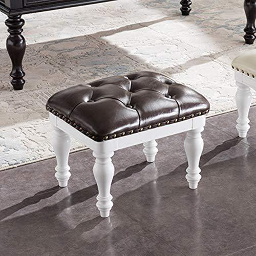 YaGFeng Fußschemel Einfache Und Kreative Low Hocker Startseite Festen Stuhl for Wohnzimmer Und Flur Niedriger Stuhl (Color : Eleven, Size : S)