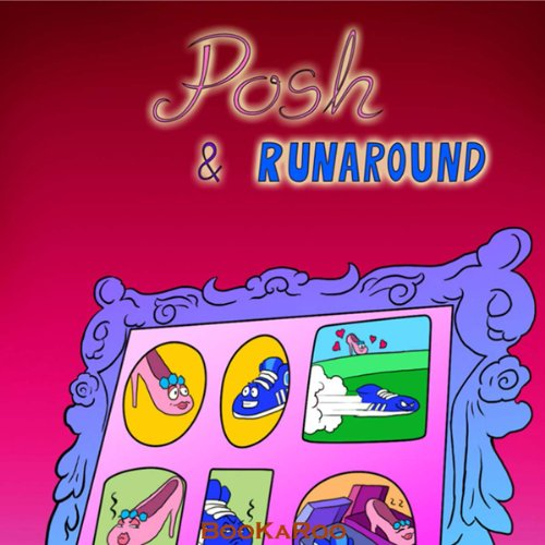 Posh & Runaround audiobook cover art