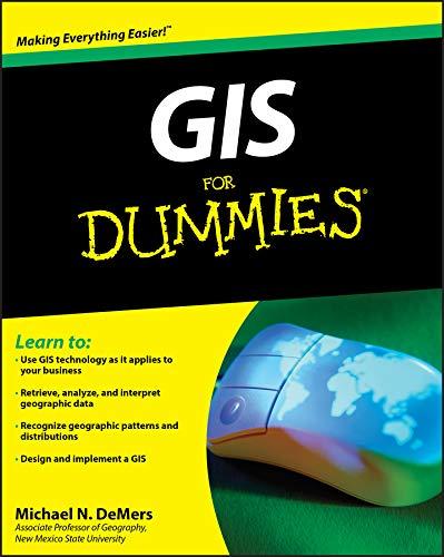 GIS For Dummies (English Edition)