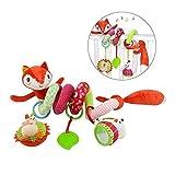 Gspirit Spirale Passeggino giocattoli, Attività Spirale felpa Sospeso Giocattolo Per Bambino educativo Giocattolo (B)