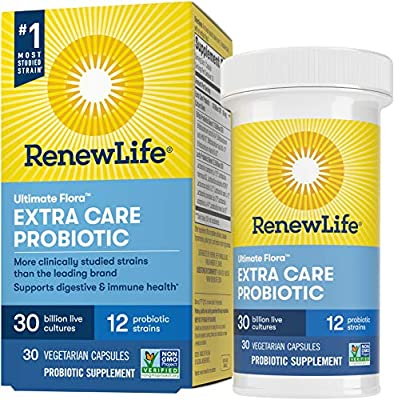 Renew Life Ultimate Flora Adult Extra Care Probiotic by
