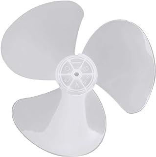 IEFIEL Aspas del ventilador Aspas Hojas Plásticas de Ventilador Con/Sin Tuerca para Ventilador de Techo Ventilador de Pie Mesa Repuestos Ventilador