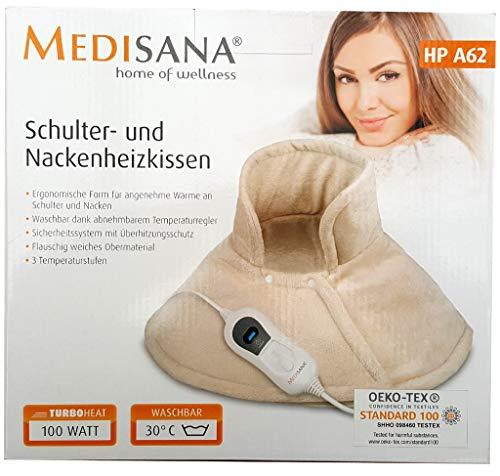 Medisana Schulter- und Nackenkissen HP A62