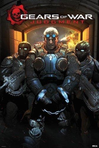 Gears of War Póster de esposado