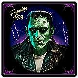 ABLERTRADE DHArt Nostalgic Wall Art Tin Signs Frankie Boy Metal Sign Garage Man Cave Wall Plate 12X1...