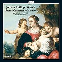 ゴットルフ宮殿のための音楽 第2集 ヨハン・フィリップ・フェルチュ:カンタータと宗教的コンチェルト集(Johann Philipp Fortsch: Sacred Concertos Cantatas)