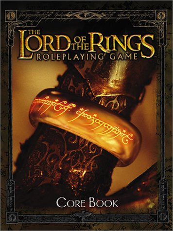 The Lord of the Rings Roleplaying Game : Core Book