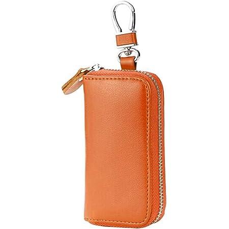 Autoschlüssel Tasche Wents Mini Keyless Go Schutz Autoschlüssel Funkschlüssel Abschirmung Blocker Faraday Tasche Auto Schutzhüllen Für Kreditkarten Verhindern Sie Den Diebstahl Ihres Autos Braun Koffer Rucksäcke Taschen