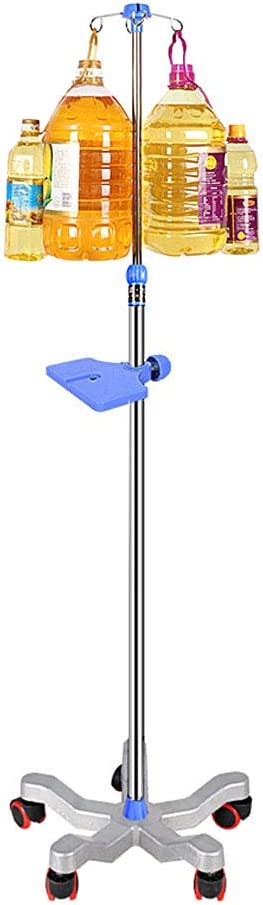 Carts IV Pole with Wheels Medical Outlet Atlanta Mall SALE Stand fo Adjustable Height