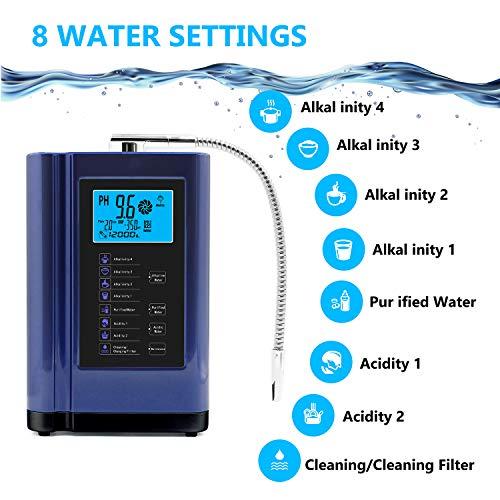 Ionizzatore d'acqua, purificatore...