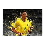 Trends International Fußballspieler Star Poster Thiago