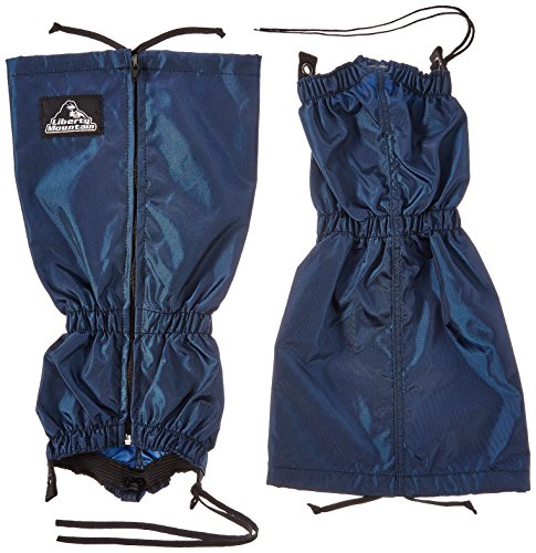 Liberty Mountain Nylon Gaiters, Marine