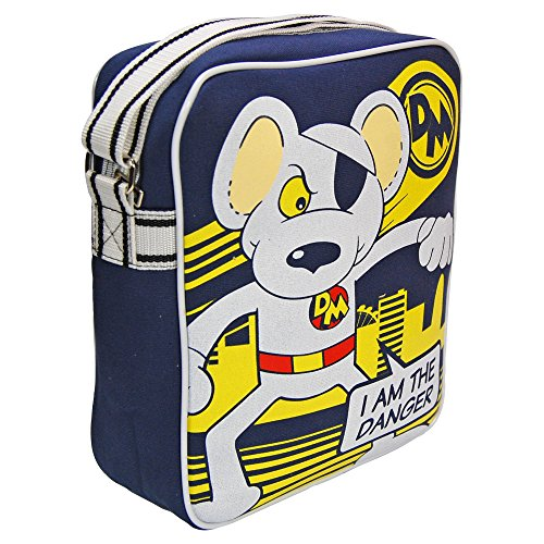 Danger Mouse Retro Bag, I Am The Danger Officially Licensed