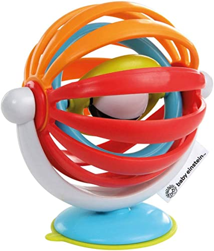 Baby Einstein Sticky Spinner Activity Toy, Ages 3 months +