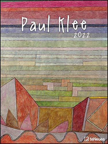 Paul Klee 2022 - Kunst-Kalender - Poster-Kalender - 48x64 (Kunst Klassiker)