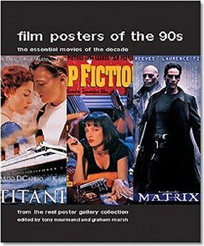 Film posters of the 90s: The Essential Movies of the Decade (Evergreen)