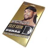 ドゥーラグ DU-RAG DREAM WORLD Dream Silky & Shiny Deluxe Luxury Du-Rag Black(全13カラー 返品・交換不可)