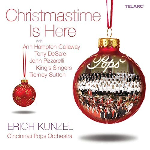 Christmastime Is Here / Kunzel, Erich & Cincinnati Pops
