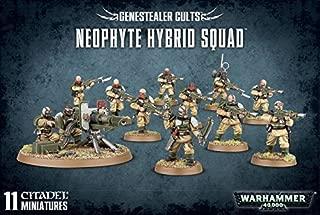 Games Workshop Warhammer 40k Genestealer Cultss Neophyte Hybrid Squad