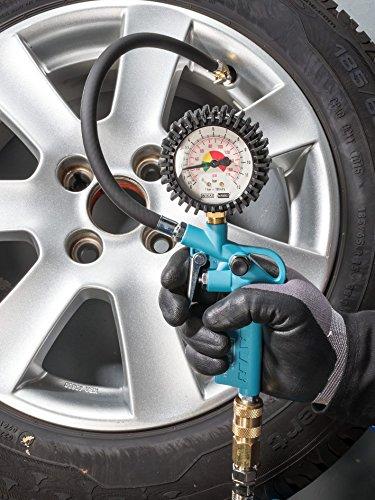 Hazet 9041-1 Reifenfüllmessgerät - 2