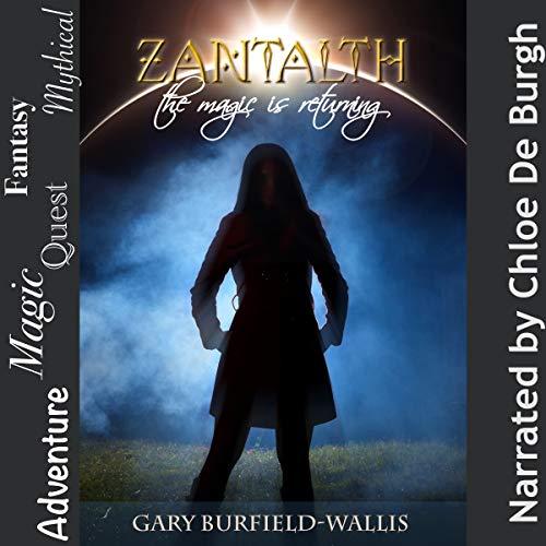 Zantalth audiobook cover art