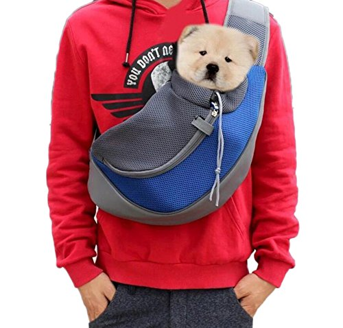 Ylen Portable Pequeña Perro Gato Llevar Mochila Bolso de Viaje al Aire Libre Transporte Bolsa de Hombro para Mascotas Animales