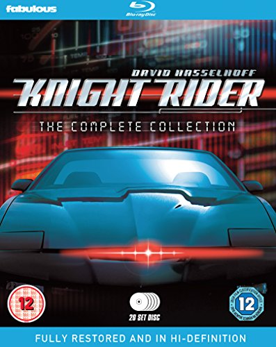 Knight Rider - The Complete Collection [Blu-ray] [UK Import]