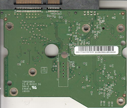 WD2003FYPS-27W9B0, 2061-771642-P00 ACD5, WD SATA 3.5 PCB