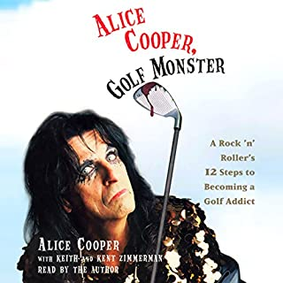 Alice Cooper, Golf Monster Titelbild